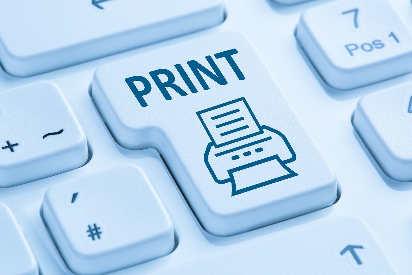 How Print Management Services Improve Business Productivity